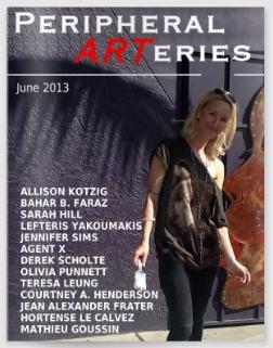 Derek Scholte in artmagazine