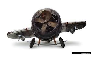 Linnaeus' Aeroplane